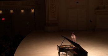 Yuja Wang at Carnegie – May 2016