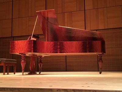 Fortepiano at Carnegie Zankel October 2016