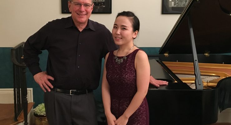 Pianist Soo Yeon Cho at Central Park West