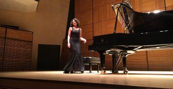 Khatia Buniatishvili enchants Carnegie, 2016
