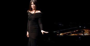 Virna Kljakovic at Lisinski Hall, Zagreb