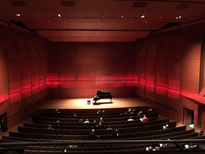 Alice Tully Hall for Lars Vogt April 9 2017