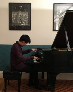 Han Chen plays Liszt at Central Park West