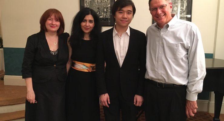 Li, Lipkina, Zimmerman: a Concert of Contrasts