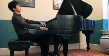 Pianist Han Chen Returns to Central Park West