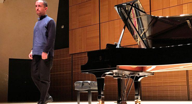 Carnegie 2018: Take It or Levit, Igor