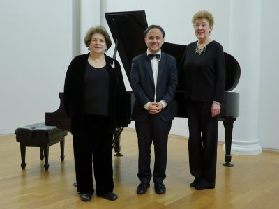 Zelma Bodzin, Ivan Gusev, Alison Thomas